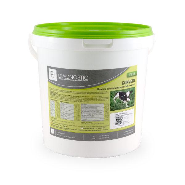 antidiarroico per vitelli